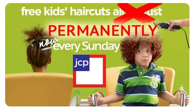 free haircuts for children