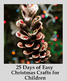 25 Days of Christmas Crafts for Kids