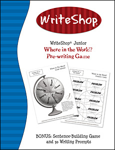 Free Writing Game Download from WriteShop