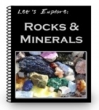 Free eBook: Let's Explore Rocks & Minerals (42-Pages)
