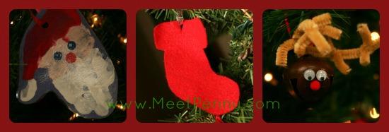 easy Christmas ornaments to make