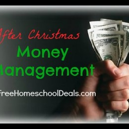 After Christmas Money Management
