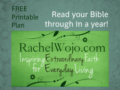Free Read Your Bible Through In A Year Challenge