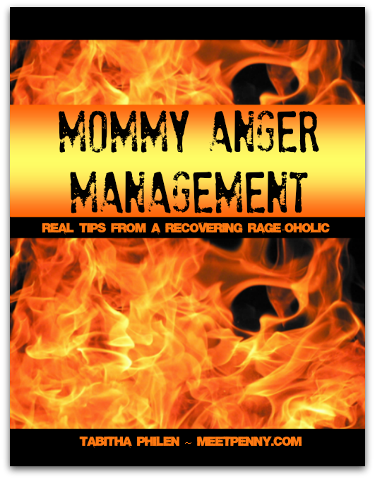 Free TODAY ONLY: Mommy Anger Management Guide  (12/5/12)