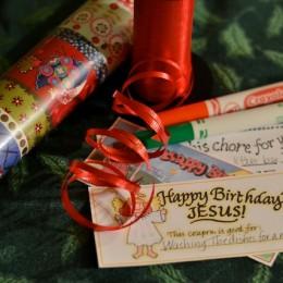 Free Happy Birthday Jesus Coupons