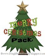 Free Merry Christmas Printable Pack