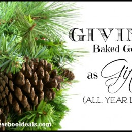 frugal gift giving