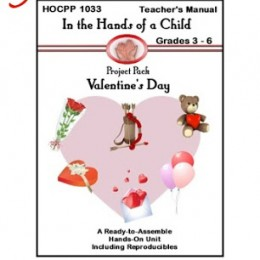 Limited Time Free Valentine's Day Lapbook Project Packs