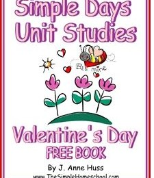 Free Valentine's Day Unit Study
