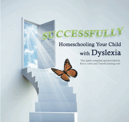 Free eBook: Successfully Homeschooling Your Child With Dyslexia