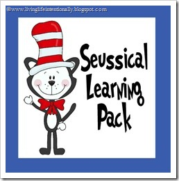 FREE Dr. Seuss Printable Learning Pack