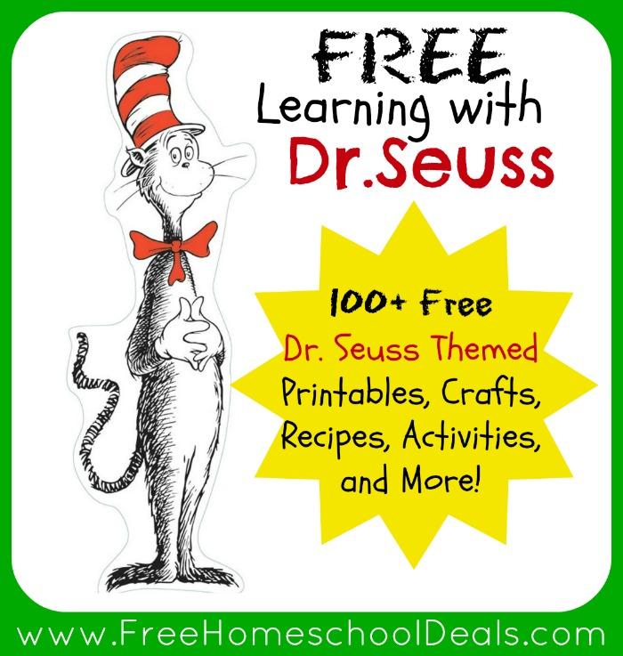 Free Dr Seuss