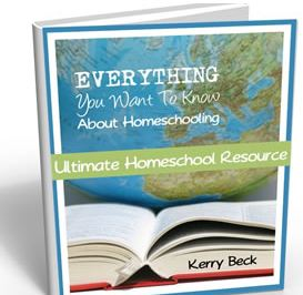Free eBook: Everything You Want To Know About Homeschooling