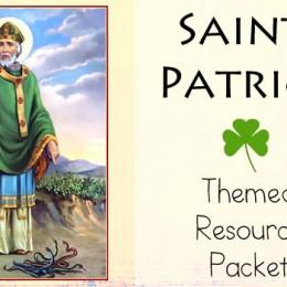 Free Saint Patrick Resource Packet (Unit Study & Printables)