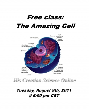 Free Science Video: The Amazing Cell