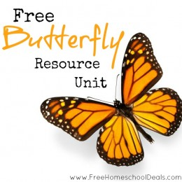 free butterfly resource unit