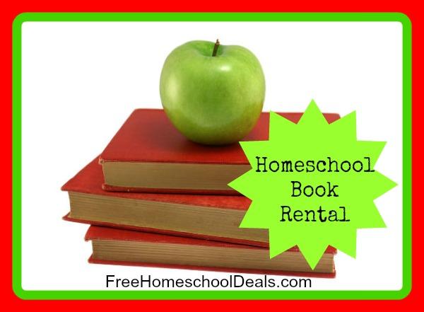 Homeschool Book Rentals