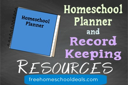 planner & record keeping