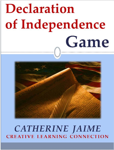 Free Declaration of Independence Game