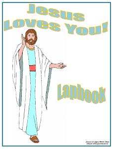 Free Life of Jesus Lapbook