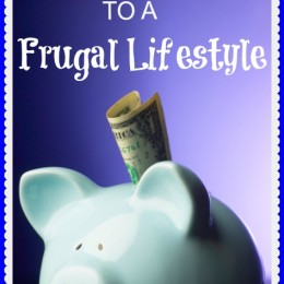 Baby Steps to a Frugal Lifestyle