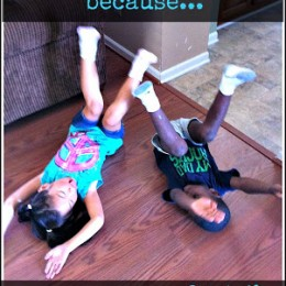 I Can't Homeschool Because My Kids Will Be Weird!
