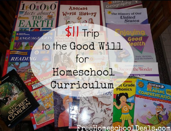 cheap homeschool curriculum