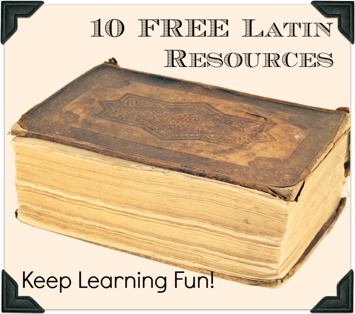 Free Latin Learning Resources