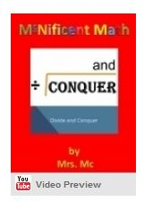 Free Online Homeschooling Class: Math-DIVIDE AND CONQUER