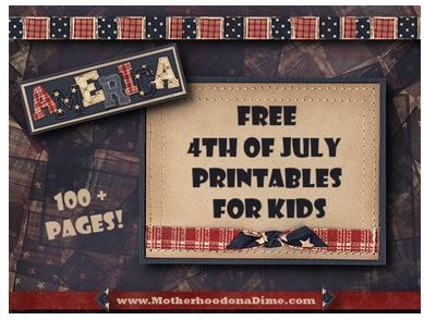 Over 100+ Free 4th of July Printables