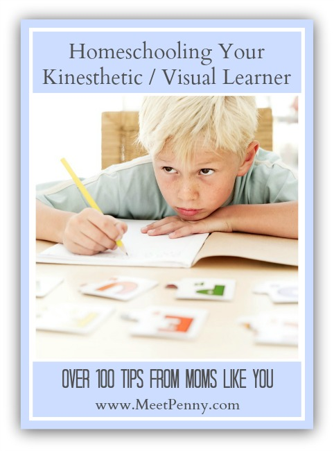 Free eBook: Homeschooling Your Kinesthetic Visual Learners