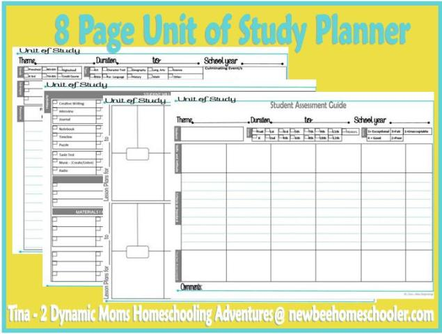 graphic about Study Planner Printable called Absolutely free Device Exploration Planner Printables