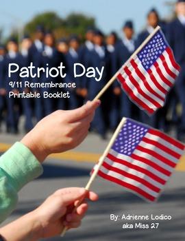 Patriot Day Mini-Book