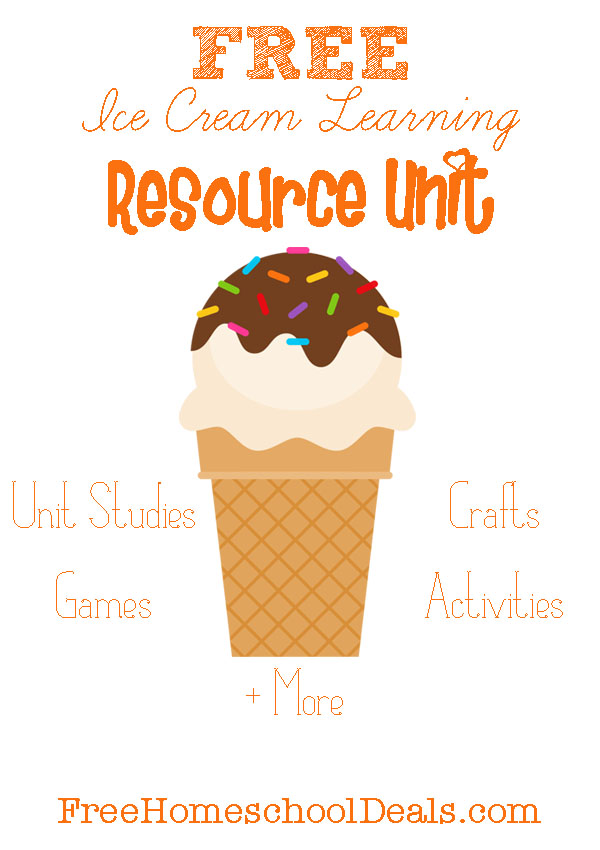 homeschool ice cream