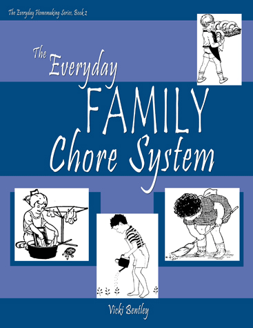Free Everyday Family Chore System with $35 Donation to ParentalRights.org