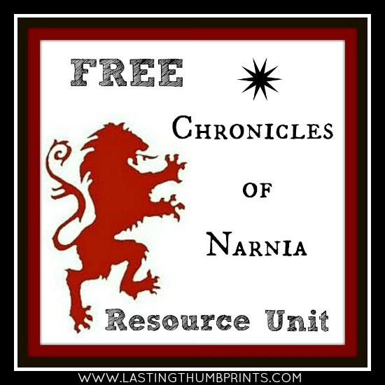 Chronicles of Narnia Resources for Your Homeschool