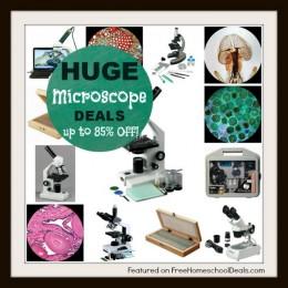 Homeschool Microscopes