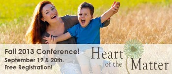 FREE: Heart of the Matter Online Homeschool Conference