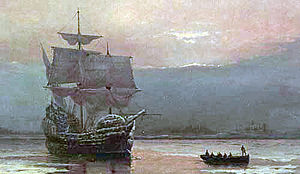 Free MP3 Download: The Sailing of the Mayflower