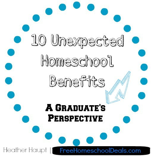 homesechool benefits