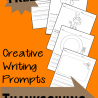 Free Thanksgiving Creative Writing Prompts