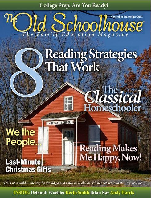 homeschooling magazine