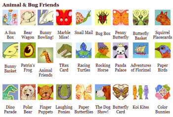 Free Homeschooling Resources: Free Paper Toys That You Can Make Yourself