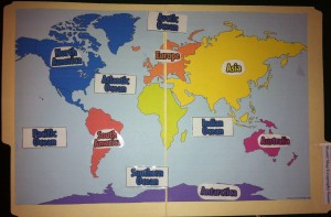 Free Printable World Geography Game