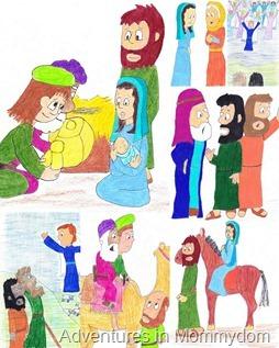 Free Printables: The Christmas Storybook