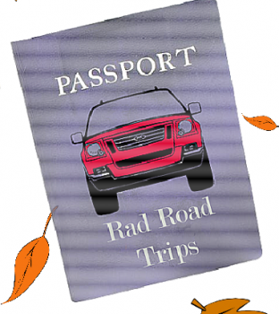 Free Printable Thanksgiving Road Trip Activity Book