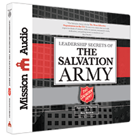 Free eBook: Leadership Secrets of the Salvation Army