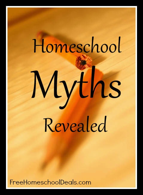 homeschool myths