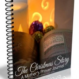 Free The Christmas Story Mother's Prayer Journal