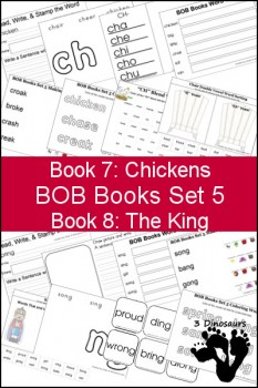 BOB Books Set 6 and 7